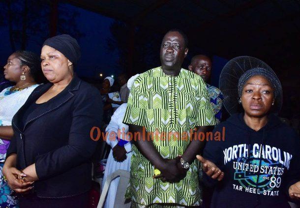 Taiwo Hassan aka Ogogo and Yemisi Jaiyeola aka Adesqueen