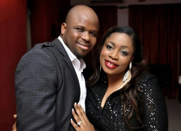 Sinach and Joe Egbu