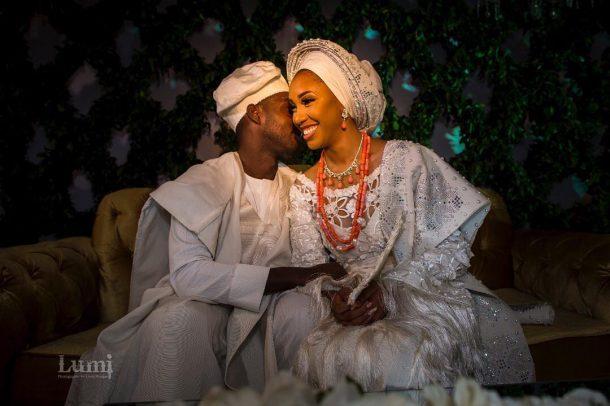 Adebayo son weds (2)