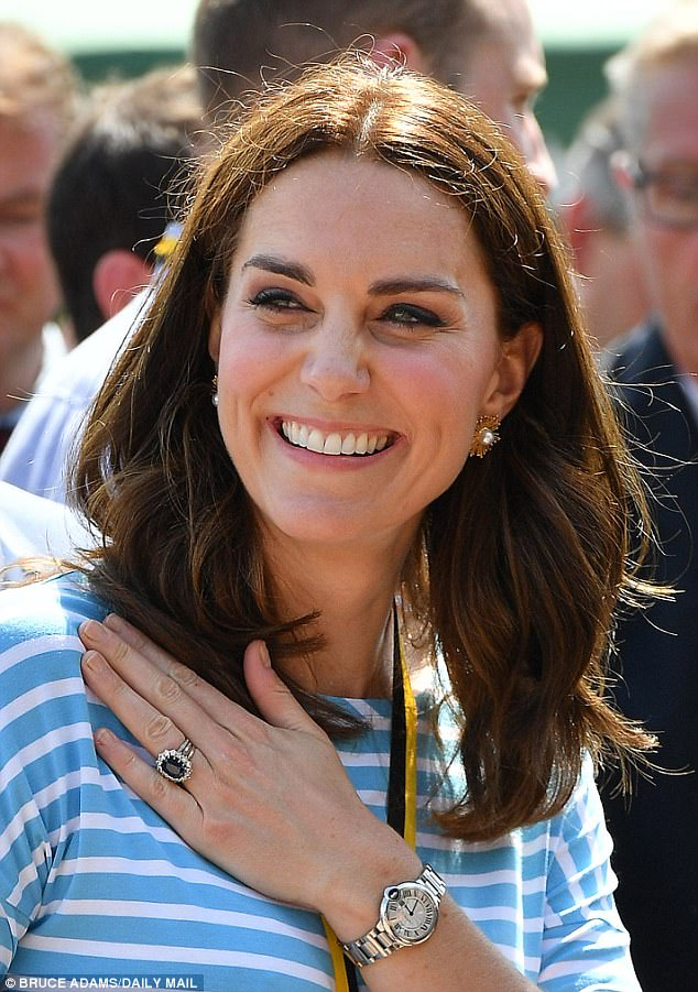 Real Reasons Kate Middleton Never Wears Red Nail Polish | Kemi ...
