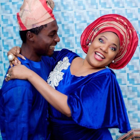 Image result for Toyin Abraham and Niyi Johnson