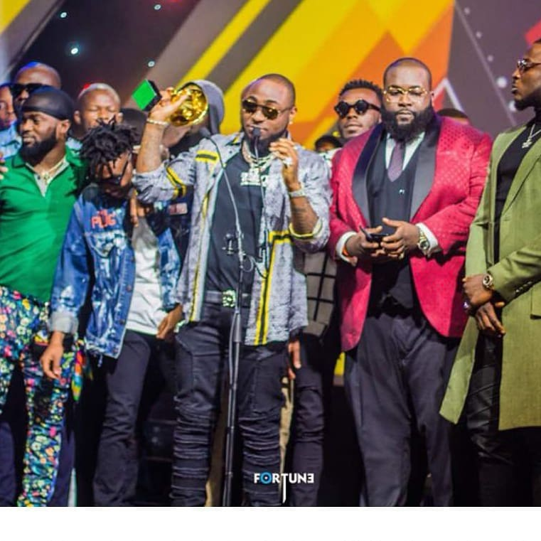Davido, Mayorkun Sweep Awards At 2018 Headies Awards | Kemi
